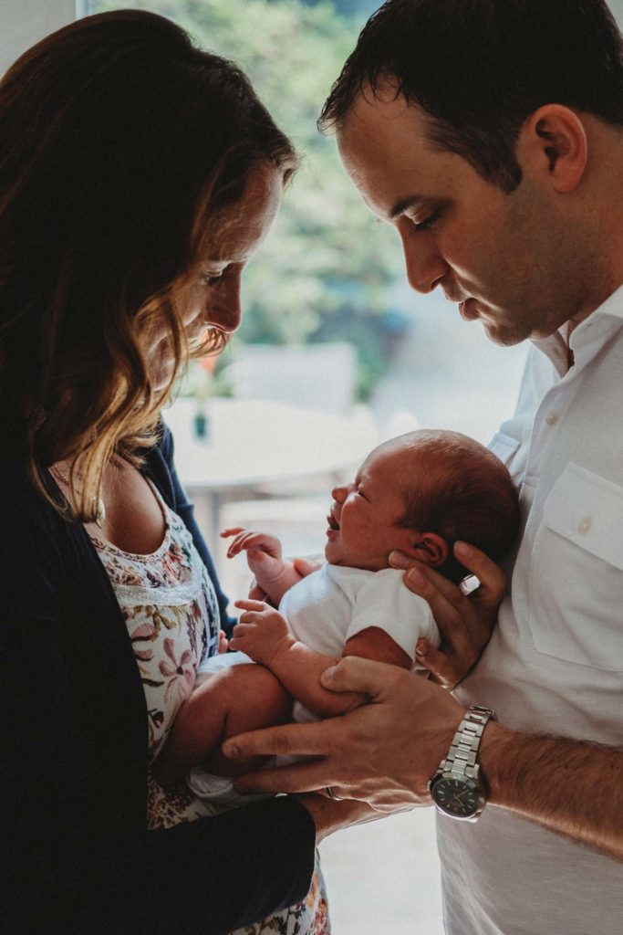 best maternity and newborn photographer washington dc