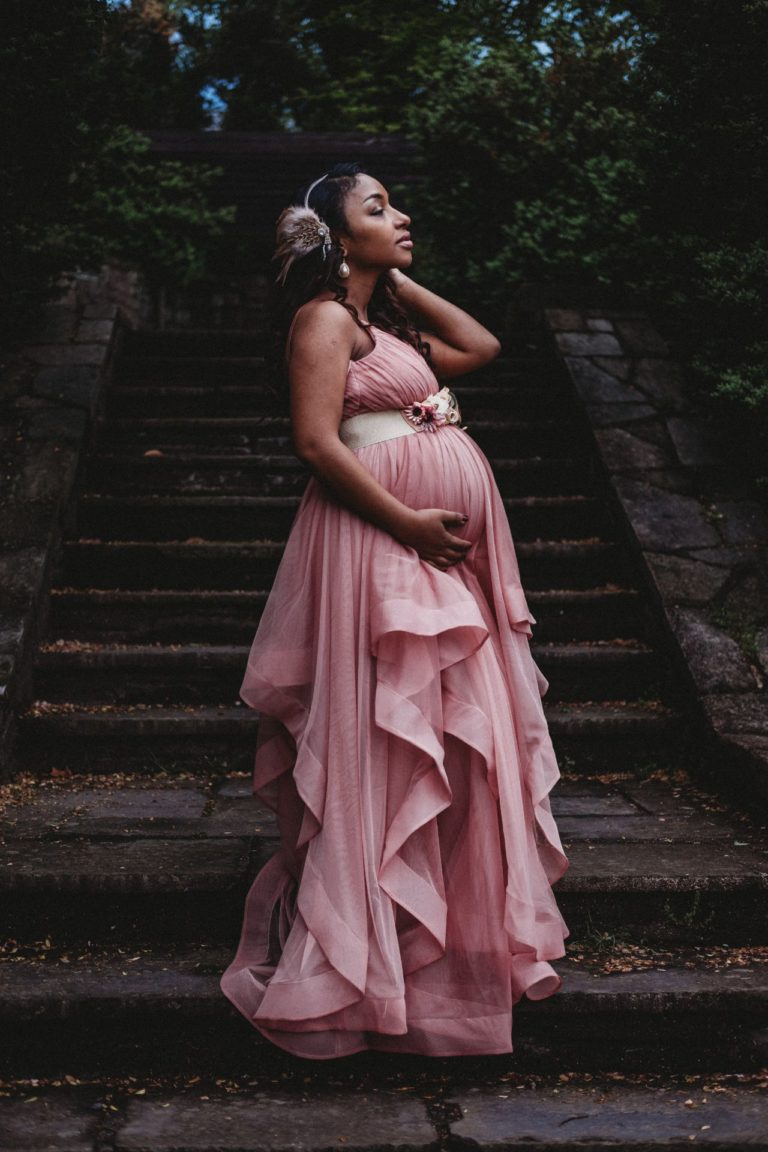 Outdoor Maternity Photographs