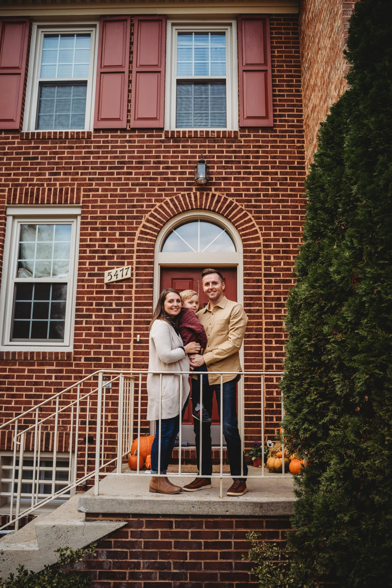 front porch photography sessions bethesda potomac chevy chase