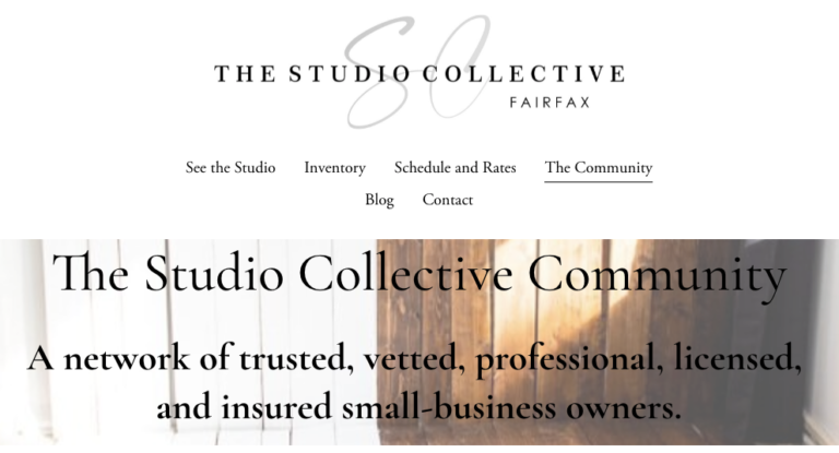 Allison Corinne Joins The Studio Collective Community of Trusted Photographers